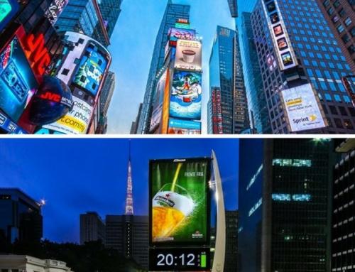Biển quảng cáo ngoài trời tầm thấp và tầm cao: Sự lựa chọn nào cho doanh nghiệp? (P1)