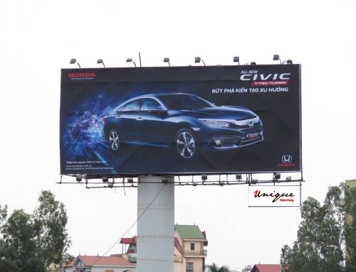 Quảng cáo biển tấm lớn ngoài trời có thoát khỏi tình trạng bão hòa quảng cáo hiện nay?