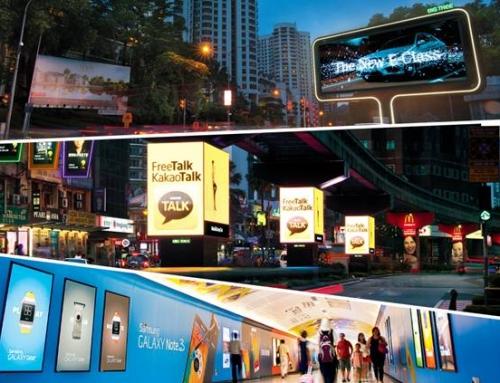 5 loại chất liệu phổ biến dành cho thi công quảng cáo ngoài trời