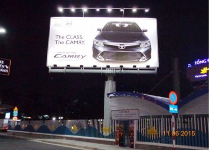 quảng cáo billboard