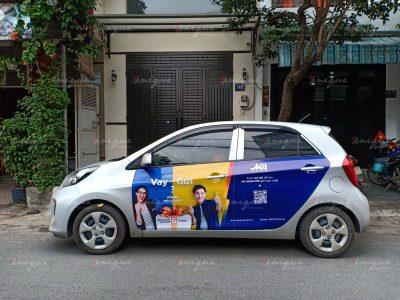 quảng cáo ô tô cá nhân