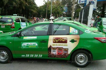 quảng cáo taxi tại Lạng sơn